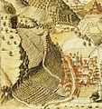 Exilles par Jean de Beins début du XVIIe siècle.jpg