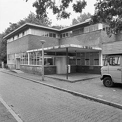 Exterieur VOORGEVEL, INGANG - Haarlem - 20279634 - RCE.jpg