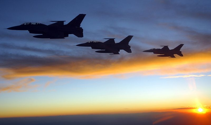 F-16 Red Flag 2010 Pakistan Air Force 9 sqn Griffins.jpg