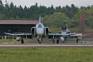 F-4F Taxiing