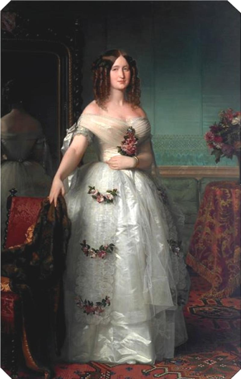 F. de Madrazo - 1849, Eugenia de Montijo, Condesa de Teba (Palacio de las Dueñas, Sevilla).png