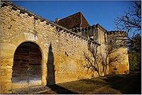 FANLAC (Dordogne - Château d'Auberoche-2.jpg