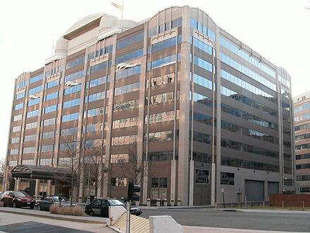 Federal Communications Commission in Washington, D.C. FCC HQ.jpg