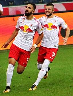 FC Red Bull Salzburg gegen Admira Wacker Mödling (5. August 2017) 16
