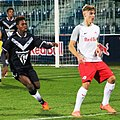 FC Salzburg versus Girondins Bordeaux (UEFA Youth League 17. Oktober 2017) 07.jpg