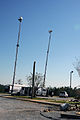 FEMA - 44035 - News Media Set Up at State-FEMA Disaster Staging Area in Yazoo C.jpg