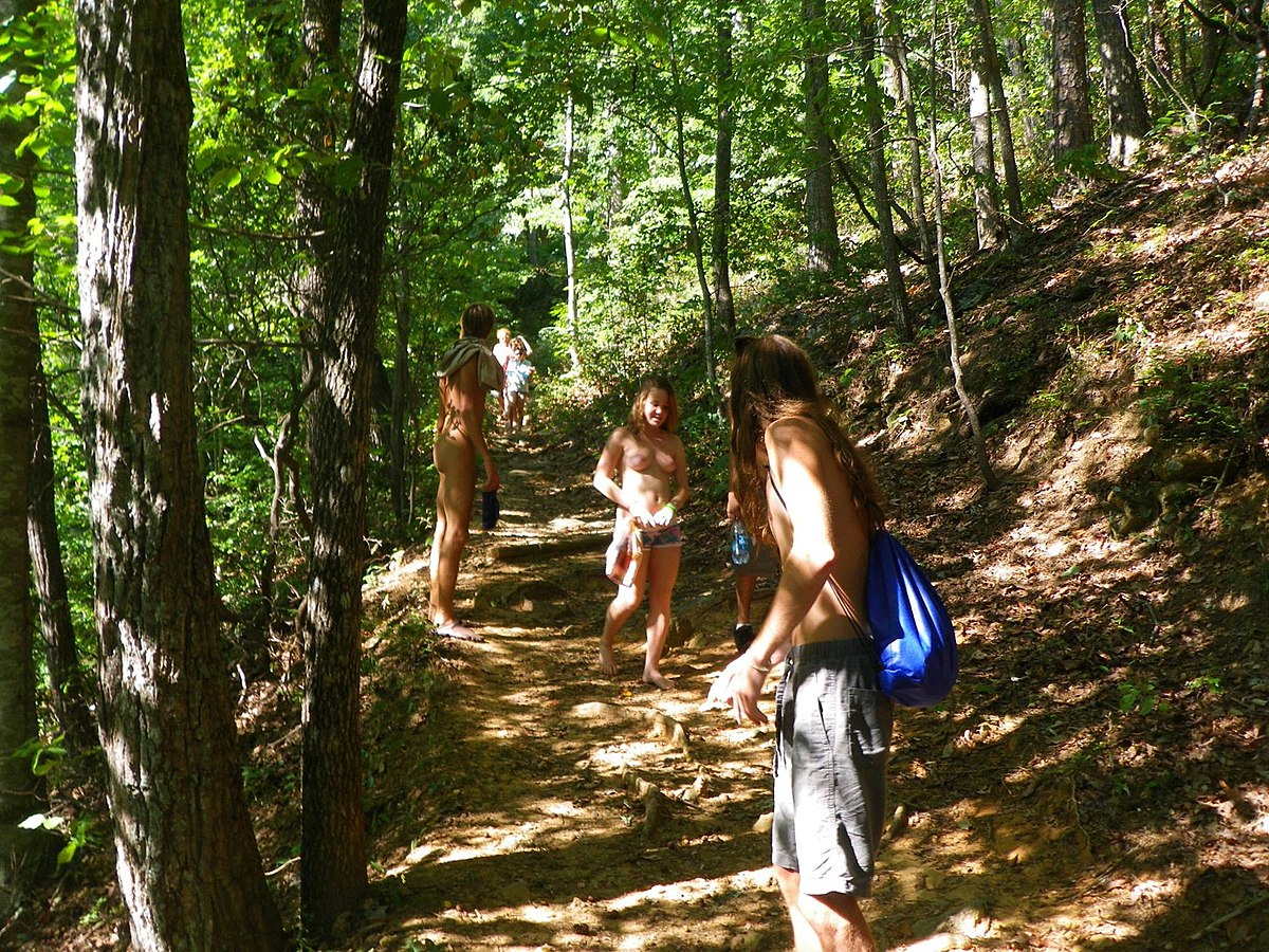 from Maxton nude girl groups hikers