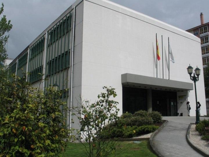 Biblioteca Nodal de Lugo.
