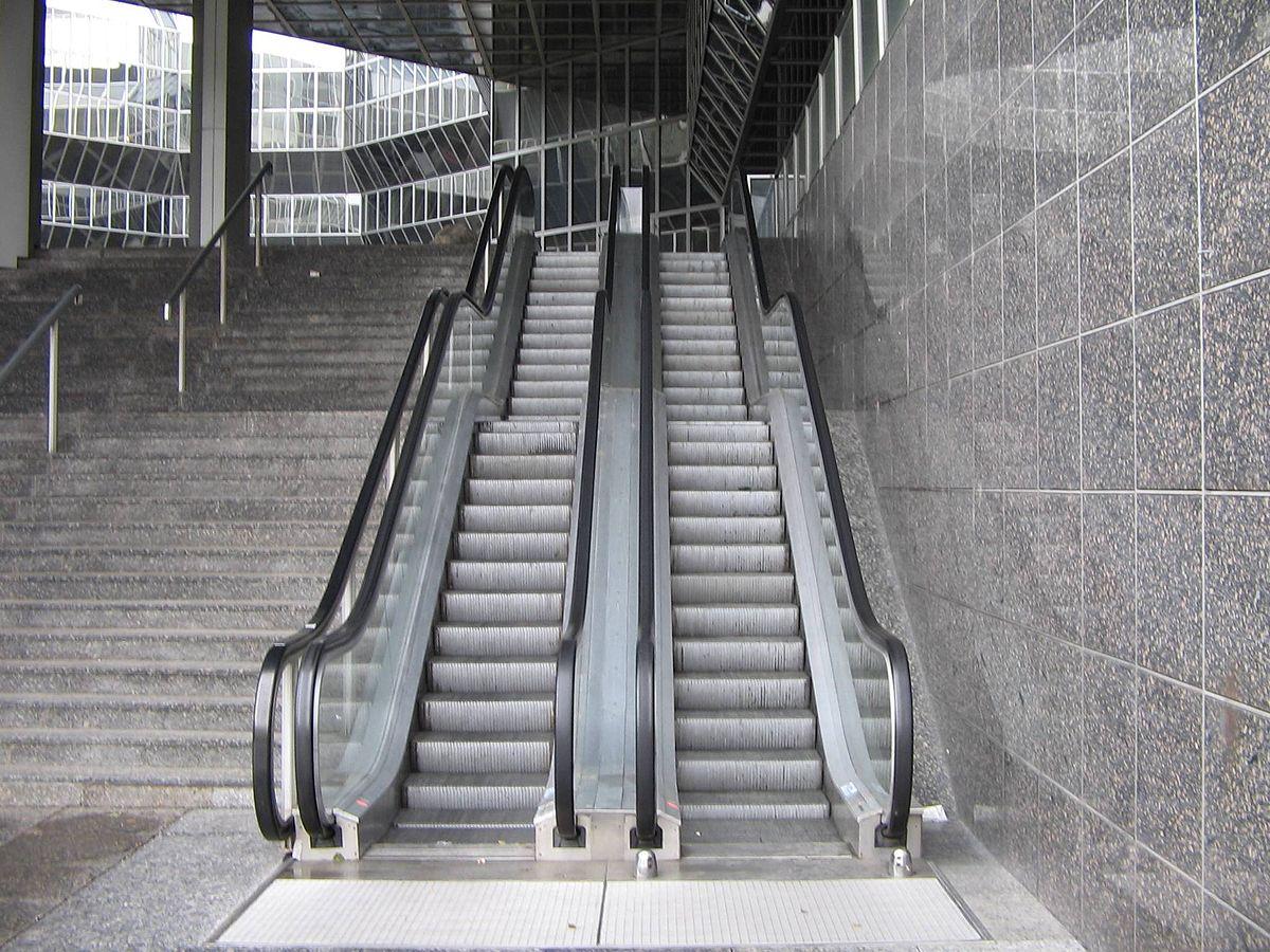escalator wiktionary