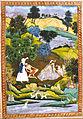 Fainted Laila and Majnun-Based on the Khamsa of Persian poet Nizami - Google Art Project.jpg