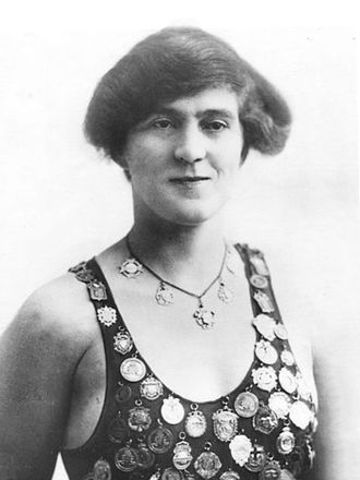 Fanny Durack - Image: Fanny Durack 2