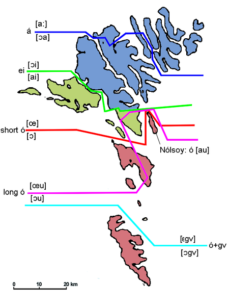 Datei:Faroe islands isoglosses - main dialects.png