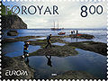 Faroe stamp 490 coast of stora dimun.jpg