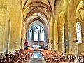 Faverney. Nef de l'église abbatiale. 2015-06-26.JPG