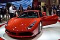 Ferrari 488 GTB at Geneva International Motor Show 2015 (Ank Kumar, Infosys) 01.jpg