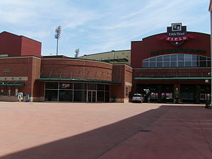 Fifth Third Field (Dayton, Ohio) - Image: Fifth Third Field