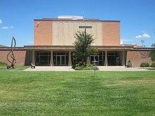 Pauline Joyce Fine Arts Building