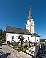 Finkenstein am Faaker See Fürnitz Pfarrkirche hl. Michael SW-Ansicht 17082018 4090.jpg