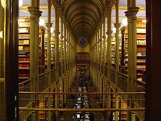 Copenhagen University Library - Image: Fiolstræde 1