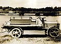 Fire Apparatus at Tours, France, American Expeditionary Forces, WWI (29992303134).jpg
