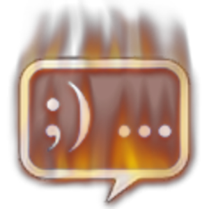 Fire (instant messaging client) - Image: Fire icon