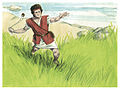 First Book of Samuel Chapter 17-8 (Bible Illustrations by Sweet Media).jpg