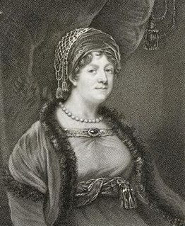 Anne Elizabeth Temple-Nugent-Brydges-Chandos-Grenville, Duchess of Buckingham English plantation and slave owner