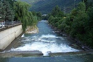 オーリオ river July 10, 2008 photography