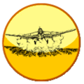 Fixed-wing aricraft icon.png