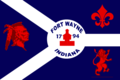 Flag of Fort Wayne, Indiana.png