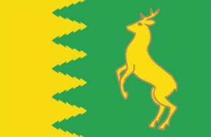Staryi Sambir Raion - Image: Flag of Starosambirskyi Raion