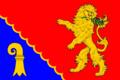 Flag of Ushkovo (St Petersburg).png