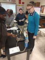 Flame test, Crime scene investigation 8th grade.jpg