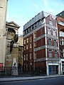 Fleet Street Newspaper Legacy - geograph.org.uk - 650440.jpg