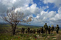 Flickr - Israel Defense Forces - Golani Infantry Brigade Trains at the Golan Heights.jpg
