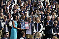 Flickr - Official U.S. Navy Imagery - President stands with Paralympians..jpg