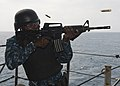 Flickr - Official U.S. Navy Imagery - Sailor practices with M-4 carbine..jpg