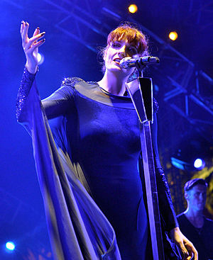 Florence and the Machine - Florence and the Machine performing at Coachella 2012