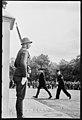 """Fo30141711140081 """"Reservebataljon Holmestrand paraderer for Quisling på Slottsplassen"""" 1942-06-14 (NTBs krigsarkiv, Riksarkivet).jpg"""