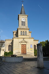 eglise catholique Fontenay-aux-Roses