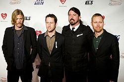 Foo Fighters 2009