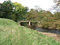 Footbridge over River Eden - geograph.org.uk - 1533270.jpg