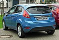 Ford Fiesta VII rear 20100919.jpg