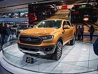 Ford Ranger (T6) - Wikipedia