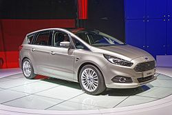 Ford S-MAX druhé generace