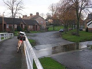 Barton, North Yorkshire village in United Kingdom