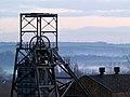 Former Barnsley Main Colliery head frame - geograph.org.uk - 480767.jpg