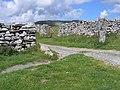 Former gateway on Fell Lane - geograph.org.uk - 856995.jpg