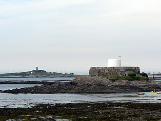 Saint Peter, Guernsey - Fort Grey