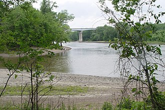 Fort Snelling State Park - Confluence of the Mississippi and Minnesota Rivers